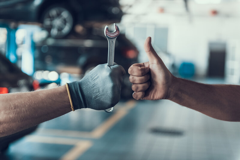 Garage Inspection in Metairie