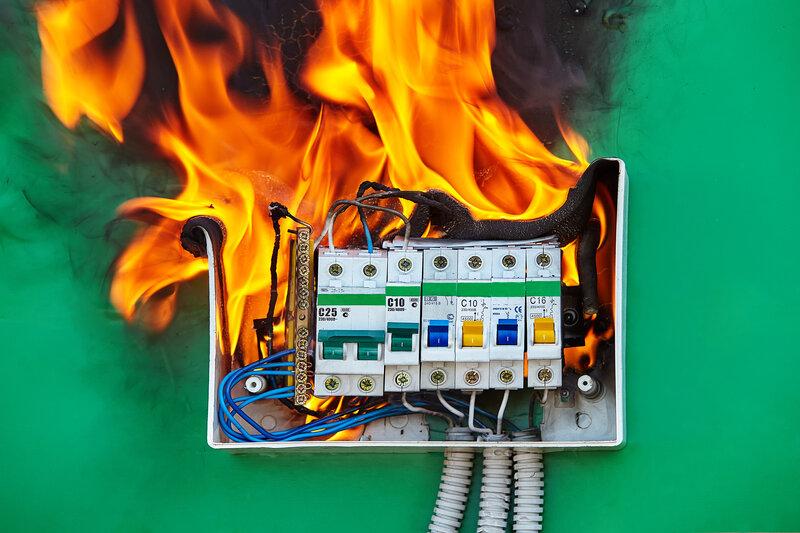 Home Inspection Metairie Fire Hazard